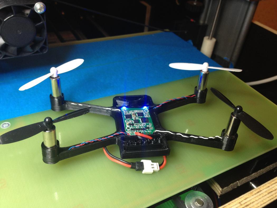 M-Cador printing drone