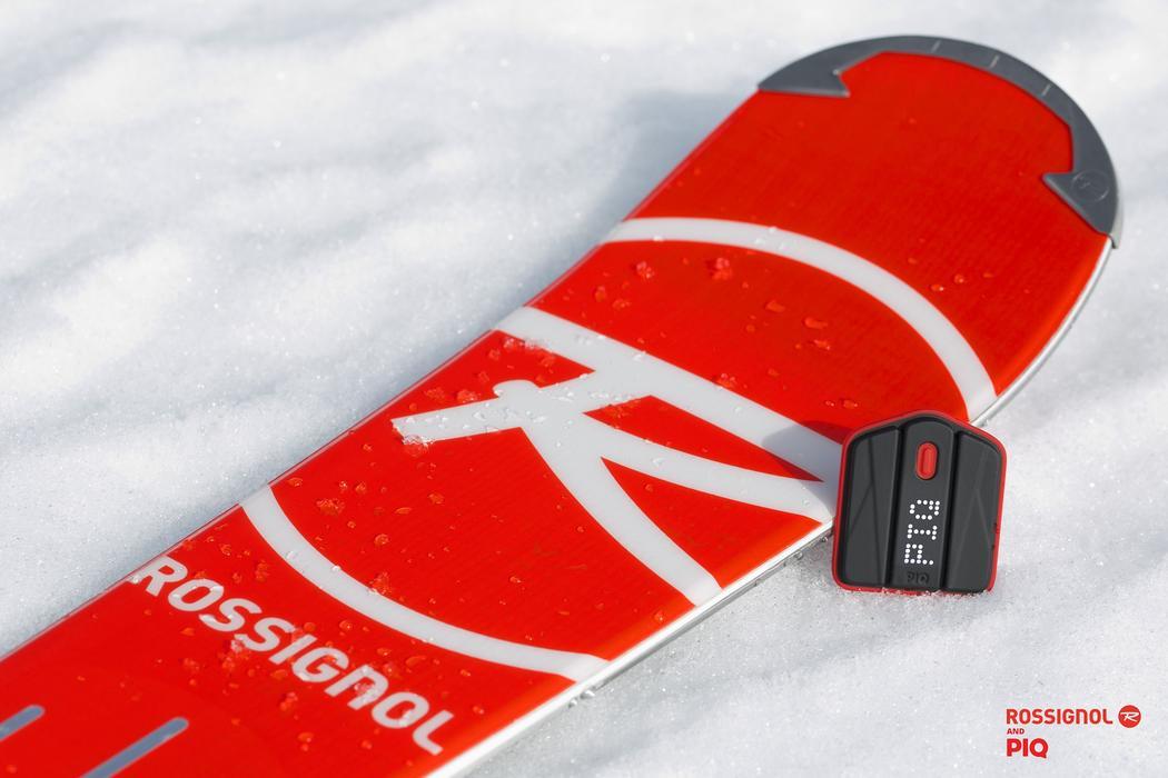 le capteur piq rossignol ski connecté