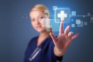 Interface santé connectée
