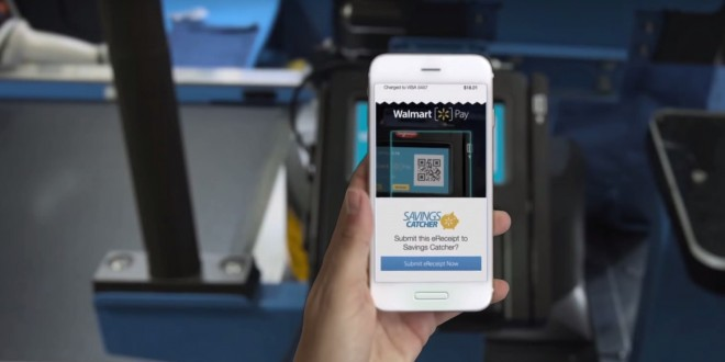 walmart pay application mobile