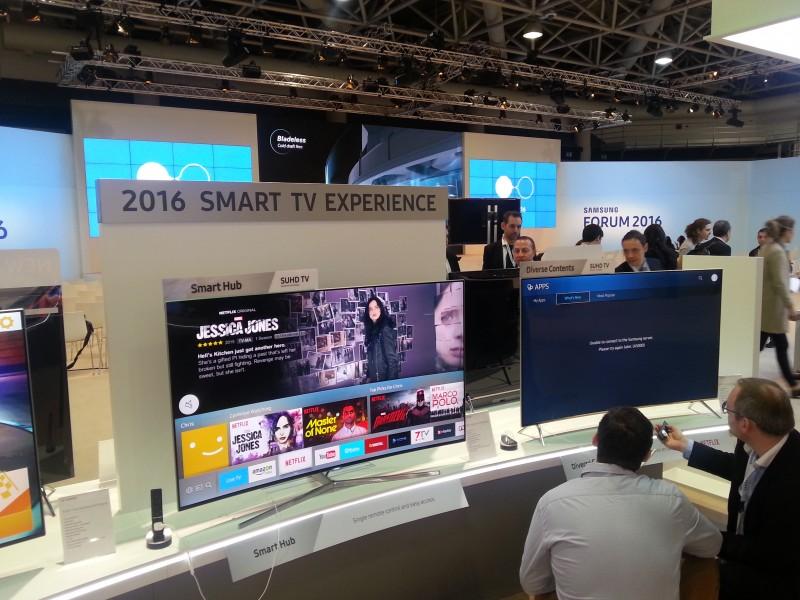 Smart Hub de Samsung