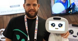 CES 2016 buddy robot