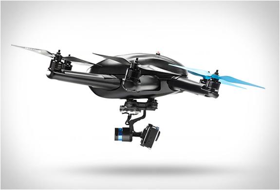 droneVolt signe un accord stratégique avec Squadrone system