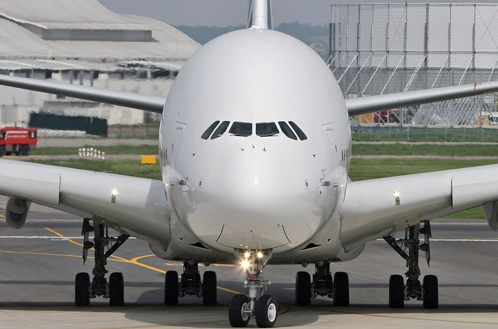 industrie de l'aviation airbus a380