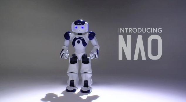 intro robot nao
