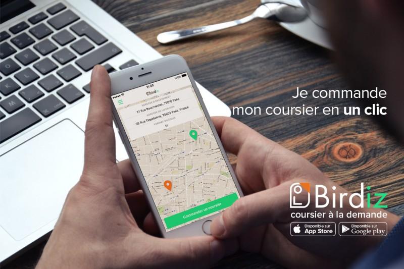 Birdiz : un tournant innovant pour les coursiers