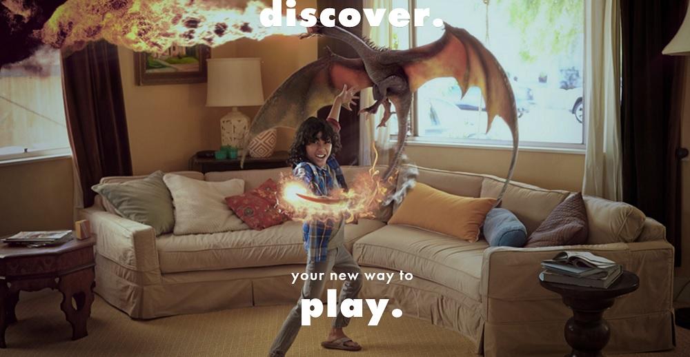 magic leap play