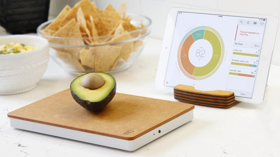 nourriture quantified self