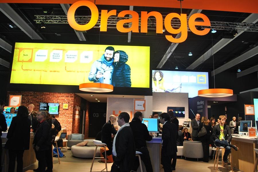 orange 5G mwc demonstrations