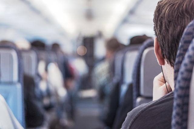 passager industrie aéronautique
