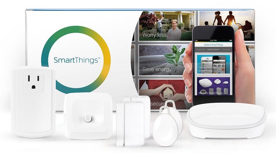 technologies smarthings étude gartner