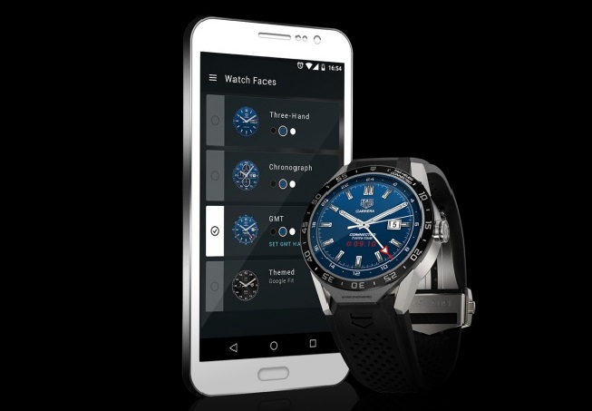 tag heuer connected android