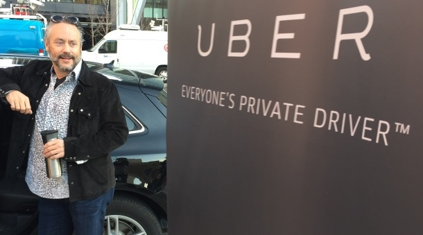 uber silicon valley
