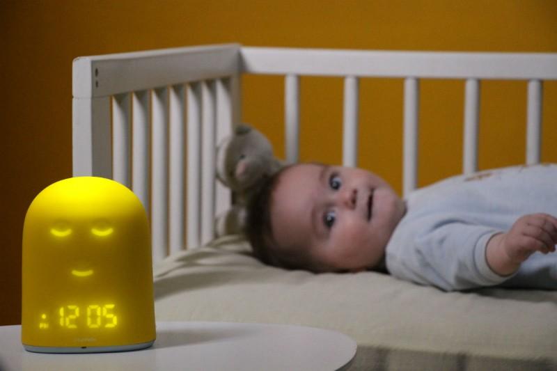 fnac remi bebe startup iot connecte babyphone intel