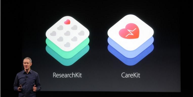 Apple CareKit presentation