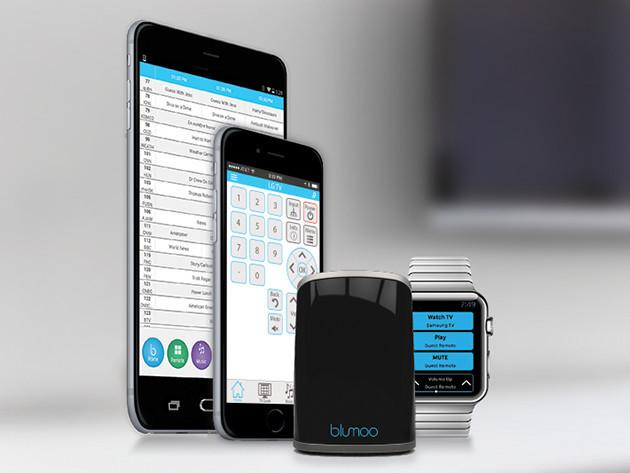 telecommande blumoo bluetooth iot smartphone apllication