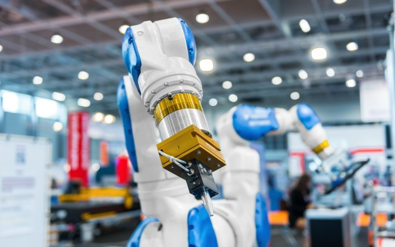 fabricants industriels usine iot robot etude defis