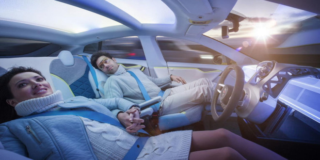 voitures autonomes, smart cars, futur, onu regelementation