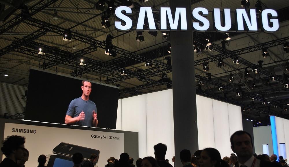 Samsung système d'exploitation