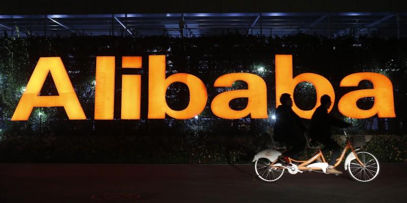 alibaba e-commerce chine iot health startup
