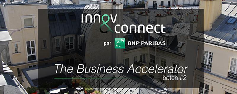 Innov&Connect de BNP Paribas