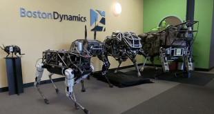 boston dynamics robotique google rachat alpha robot