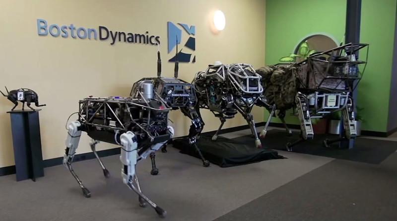 Constructeurs de robots