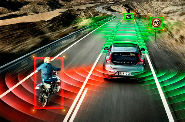voitures autonomes predictions routes Europe réglementation volvo