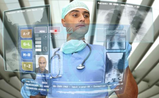 Les médecins de demain ont besoin du Big Data