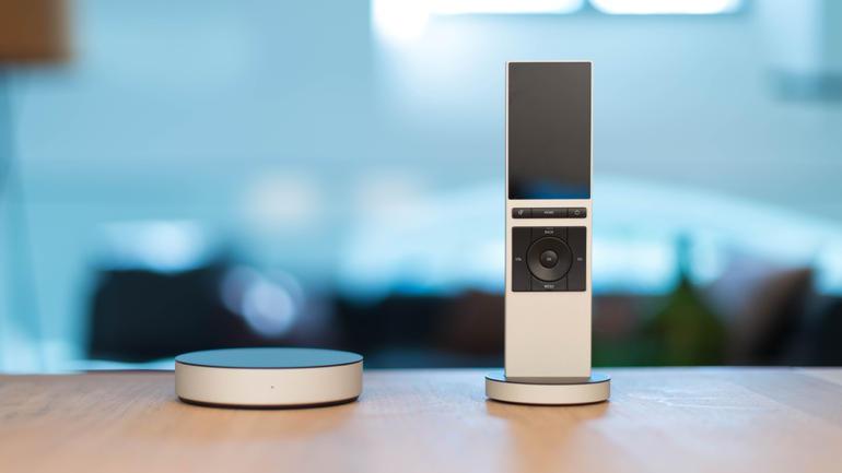 telecommande neeo iot connectee sevenhugs smart home kickstarter