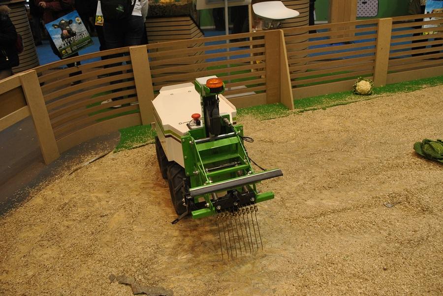 robot oz 440 drone agricole