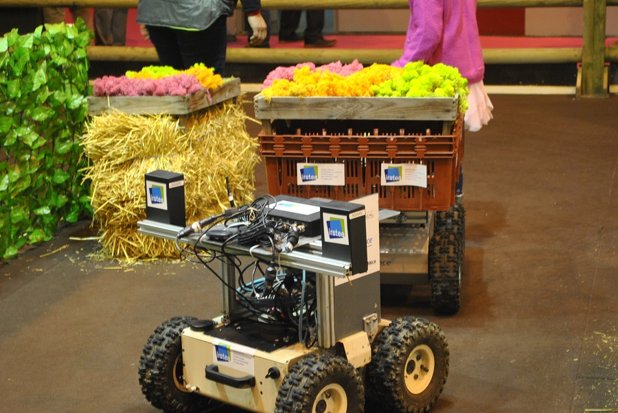 robot irstea cagette drone agricole