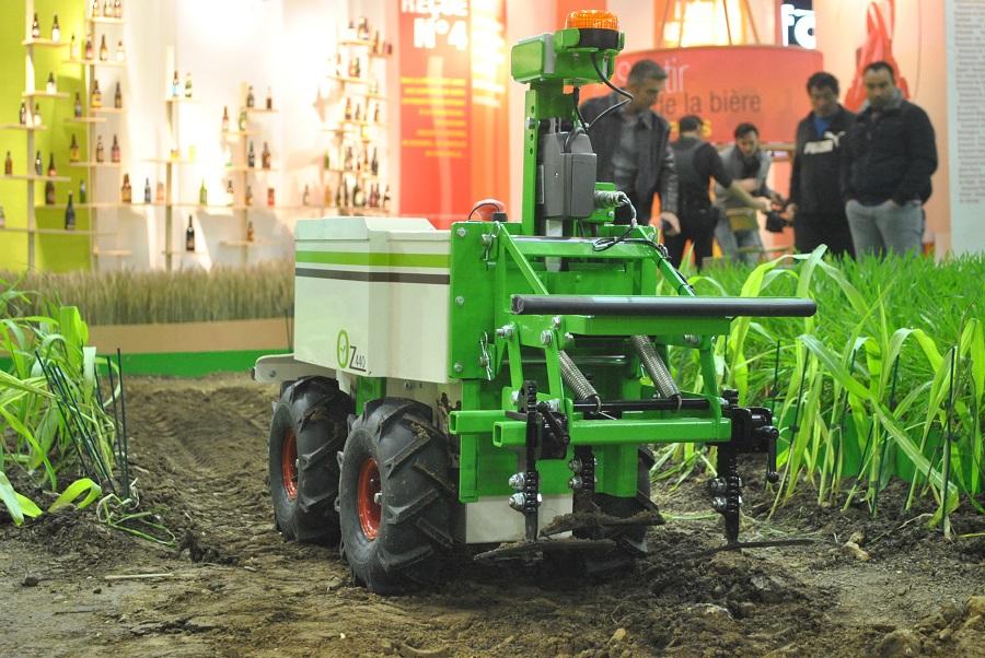 A porte de versailles le drone agricole dans tout ses tats for Porte de versailles salon agriculture 2016