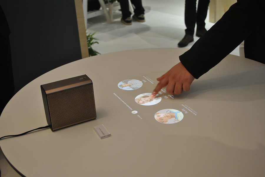 sony projector concept technologie