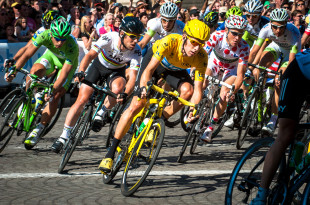 Big Data tour de france