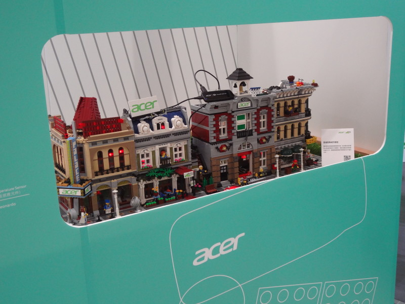 Des projets pour la Smart City sont à l'étude acer