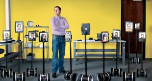 Grishin Robotics robotique iot startup investissement robot