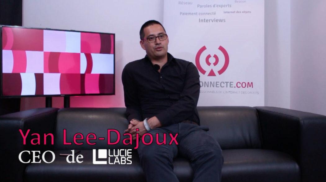 lucie labs interview bracelets startup iot concert