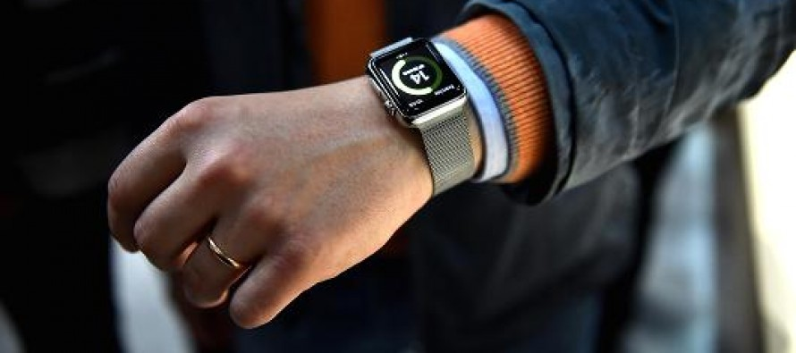 apple watch plateformes homme