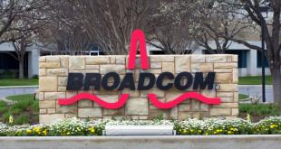 broadcom siège iot acquisition puces
