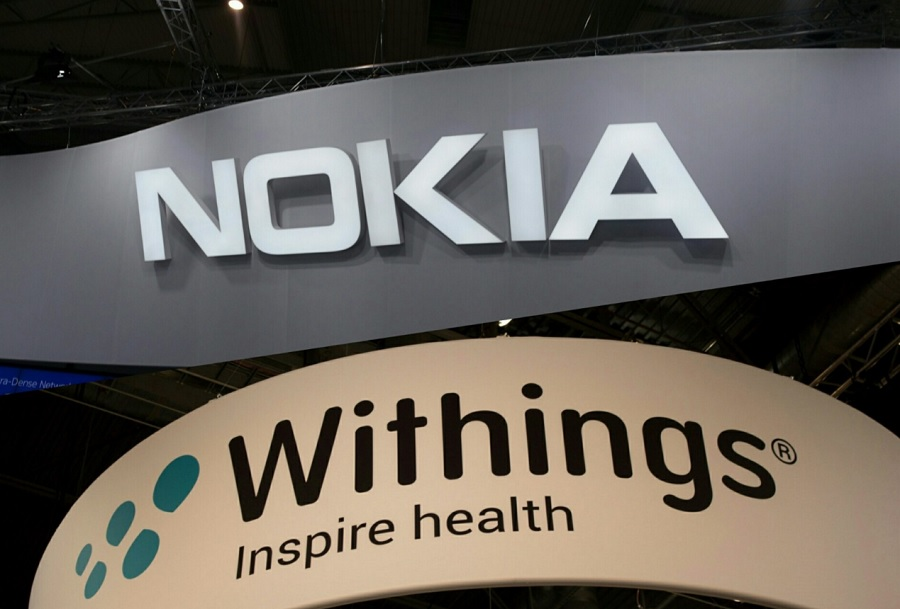 nokia withings association