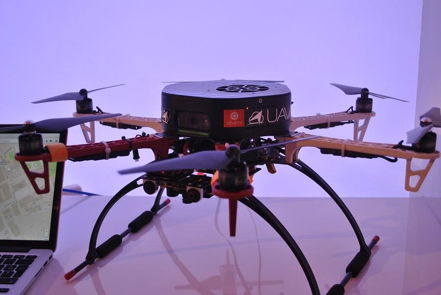 plateforme pour drone uavia