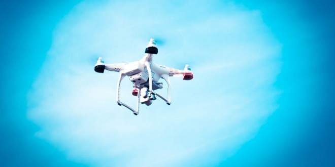 plateforme pour drone dji