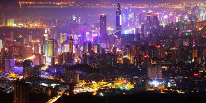 Shenzhen iot startup hong kong