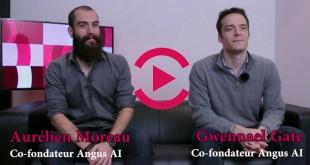 Angus AI cofondateurs