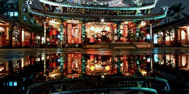 Le temple Baoan smart home