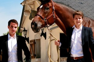 Arioneo startup fonds chevaux iot données