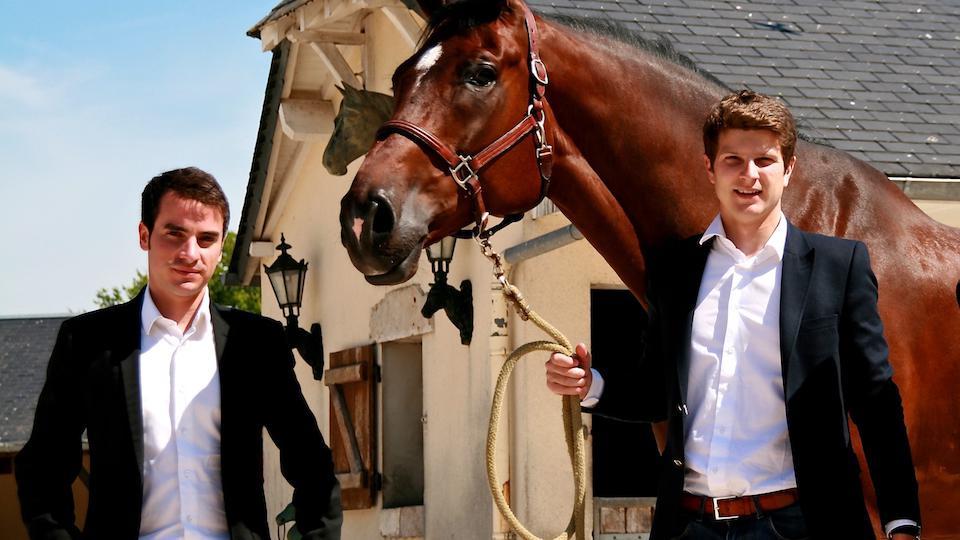 Arioneo startup fonds chevaux iot données