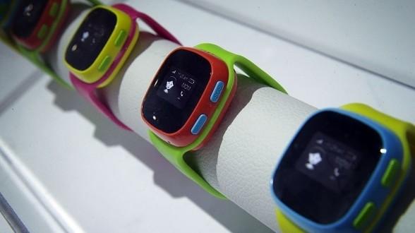 snapdragon wear 1100 montres enfant