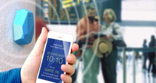 Bluetooth 5.0 iot startup beacons powell london